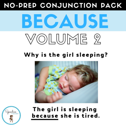 Conjunctions Because Volume 2