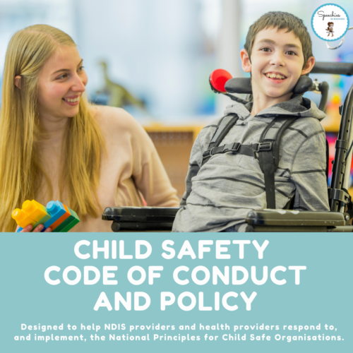 Child Safety Code of Conduct and Policy